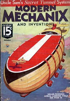 Modern Mechanix – Oct, 1934 | Modern Mechanix