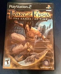 Prince of Persia: The Sands of Time (Sony PlayStation 2, 2003) 8888321590 | eBay