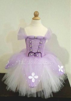 Hey, I found this really awesome Etsy listing at https://www.etsy.com/listing/208181016/princess-sophia-tutu-dress-wand