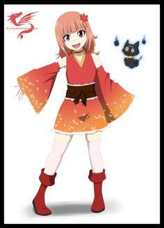 My Fairy Tail OC Ohira Ikki