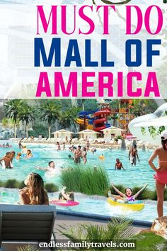 Visiting Mall of America : Kids in Tow Winter Family Vacations, Best Family Vacation Spots, Family Travel, Summer Vacations, Mall Of America, North America, Romantic Winter Getaways, Bucket List Family, Best Places To Travel
