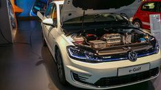 Anytime 2019 Motor Show Athens Greece Volkswagen e-Golf electric vehicle. Electric Vehicle, Electric Cars, Athens Greece, Volkswagen, Golf, Vehicles, Car, Turtleneck, Vehicle