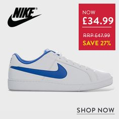 1107e747c92a5 Nike Mens Court Royale Trainers Holiday Clothes