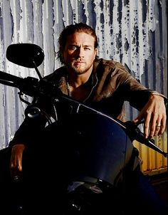 Charlie Hunnam by tattooedsister Most Beautiful Man, Gorgeous Men, Hello Gorgeous, Beautiful People, Charlie Hunnam Soa, Love Boyfriend, Jax Teller, Hot Hunks, Sons Of Anarchy