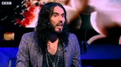 The comedian has made a documentary for BBC Three charting his own recovery, which includes footage of his life as a drug addict. http://www.youtube.com/watch?v=v4G7TEyJkfw #recovery #russellbrand #drugs #documentary #addictionrecovery