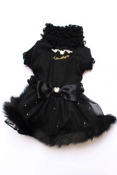フリルハイネックO/P / SSS・SS・SSL・S (BUL BU-BU) Pet Dogs, Dogs And Puppies, Chihuahua Clothes, Dog Wear, Dog Dresses, Cute Animals, Dress Up, Boots, How To Wear