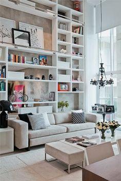 Style the Bookshelf