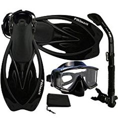 If you are in the market for complete snorkel and scuba diving sets, you will probably find the Promate Snorkel Review very helpful.