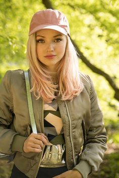 Dove will appear as guest star in The Lodge as Jess, a safe and sporty girl in the second season of the Disney Channel series!