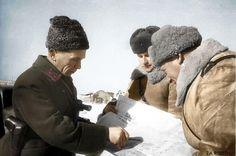 Battle for StalingradLieutenant-General Pavel Ivanovich Batov 1942