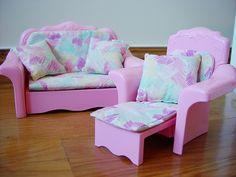 Sweet Roses Sofa & Chair