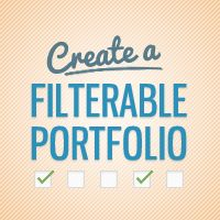 Creating a Filterable Portfolio with WordPress and jQuery