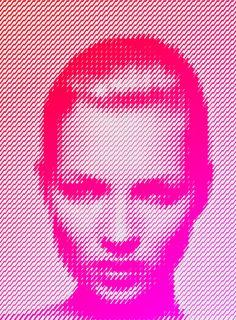Kate Moss IV Art Print