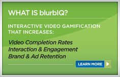 Interactive video ads - mobile and more.