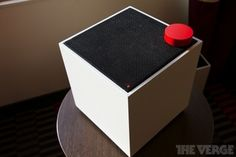Exclusive: Teenage Engineering makes a wireless speaker for serious adults  The Swedish music design house brings its unique genius to streaming audio with the OD-11 Cloud Speaker