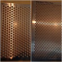 Various Dia Perforated Sheets In Middle East Iron Sheet Steel Sheet Stainless Steel Wire