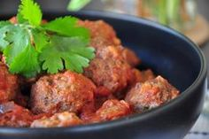 Authentic Italian Meatballs-- this recipe has to be wonderful!! It's almost how I make my own meatballs now. at least the ingredient list and making is. My cooking method differs a bit.