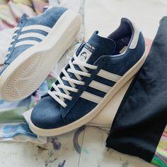 adidas Skateboarding Campus 80s RYR Shoes (collegiate navy white chalk) 37c895a7f