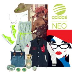 """""""That Selena! and NEO!"""" by gregory-joseph on Polyvore"""