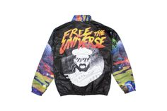 Last chance! The jacket will not be restocked so get yours now now now :) Limited Edition Major Lazer Free The Universe Tyvek Jacket $70