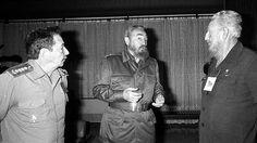 Muere Ramón Castro, hermano de Fidel y Raúl Castro
