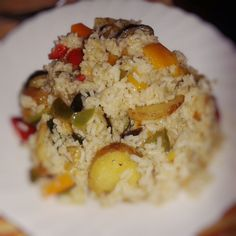 Arroz con saltado de verduras | Recetas Veganas Fáciles | Cocina Vegetariana |