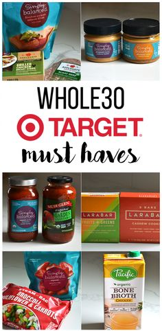 This Target Must Haves list is the perfect shopping list to guarantee a healthy trip to the store! This Target Must Haves list is the perfect shopping list to guarantee a healthy trip to the store! Whole 30 Diet, Paleo Whole 30, Whole 30 Recipes, Mark Bittman, Paleo Recipes, Real Food Recipes, Top Recipes, Drink Recipes, Whole Thirty