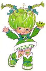 Patty O'Green - I still remember my dolly & how she used to smell :D