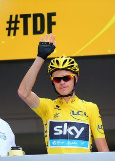 Chris Froome - Le Tour de France 2013