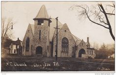 ABINGDON, Illinois, PU-1909; M.E. Church