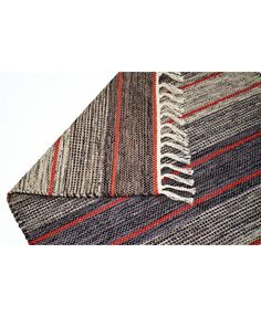 Gina röd 70x200 Tear, Jute Rug, Natural Rug, Handmade Rugs, Hand Weaving, Textiles, Rag Rugs, Carpets, Patterns