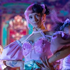melanie looked like she was having a blast on stage 💓 i missed seeing her perform - Melanie Martinez Music, Crybaby Melanie Martinez, Crazy People, Pretty People, Sending Love And Light, Cry Baby, Billie Eilish, Her Music, Celebrity Crush