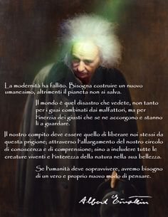 Non solo frasi di Albert Einstein.. e anche tante domande