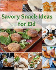 7 Savory Snacks Ideas for Your Eid Celebration