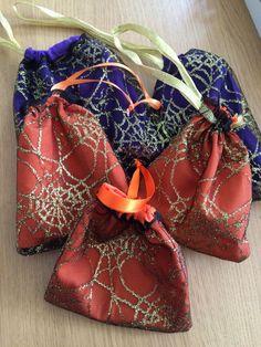 Halloween trick or treat loot bags