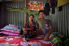 Bangladesh child marriage he is 18 and she 14