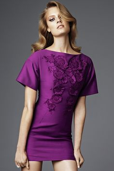 Dress from H&M Exclusive Conscious Collection
