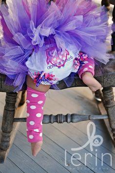 Tutu CUSTOM Alice HOOTs TUTU  made to order for 1 2 3 4 yr olds Girls Pink Purple Birthday Tutu. $25.00, via Etsy.