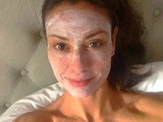 Wrinkled Skin, Facial Wash, Fit Board Workouts, Aloe Vera Gel, Diy Face Mask, Home Remedies, Anti Aging, Beauty Hacks, Beauty Tips