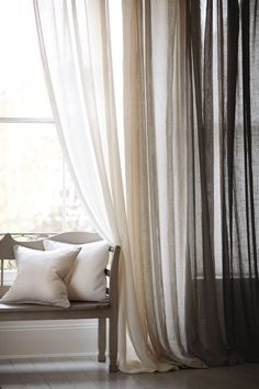 6 Prosperous Clever Tips: Curtains Bangs Glasses luxury curtains spas.Curtains Living Room Layered curtains for sliding patio door with transom. Home Curtains, Curtains Living, Curtains With Blinds, Beige Curtains, Velvet Curtains, Livingroom Curtain Ideas, Curtain Ideas For Living Room, Big Window Curtains, Black Sheer Curtains