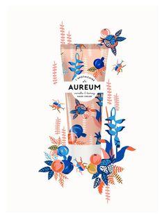 L'apothicaire de Aureum on Pantone Canvas Gallery L & # apothecaire by Aureum auf Pantone Leinwand Galerie Bio Packaging, Pretty Packaging, Beauty Packaging, Brand Packaging, Design Packaging, Cosmetic Packaging, Product Packaging, Label Design, Branding Design