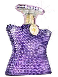 The Scent of Peace Swarovski Purple Velvet Superstar  Bond no. 9.