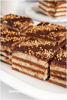 Russian Recipes, Russian Foods, Polish Recipes, Polish Food, Tiramisu, Cheesecake, Food And Drink, Tasty, Sweets