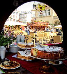 Easter Cake, Krakow, Poland