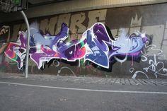Atom #graffiti