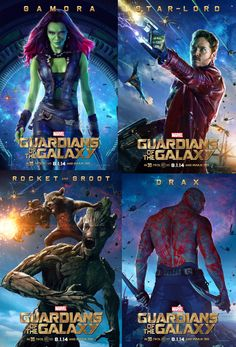 guardian posters
