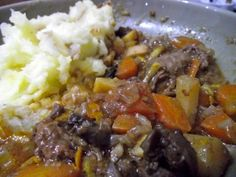 Ed's Special: Venison Stew