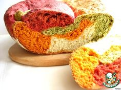 Австралийский овощной хлеб Il Gianfornaio