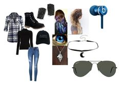 """""""Untitled #45"""" by miahorse on Polyvore featuring Misha Nonoo, Timberland, Nasaseasons, Beats by Dr. Dre, Torrid and Ray-Ban"""