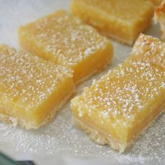 Broyles: Lemon bars are a winter favorite and an experimental baker's delight